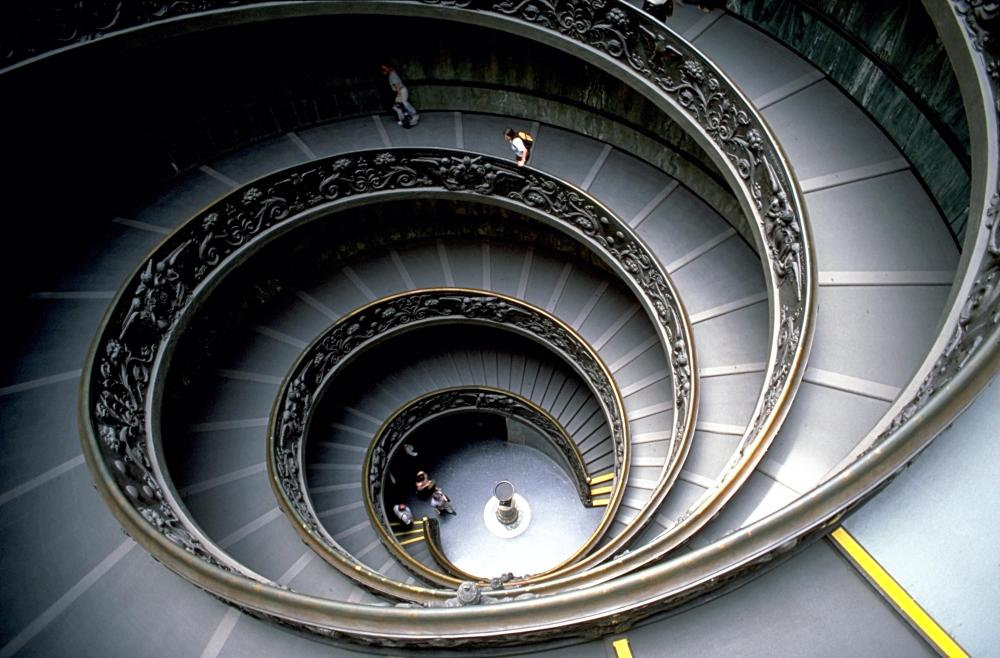 VaticanMuseumStaircase