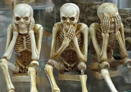 Skeletons Speak No Evil
