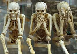 Skeletons Speak No Evil