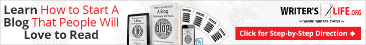 Large and Long Banner for Blog Writing