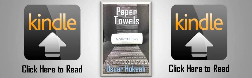Promotional Banner for Website - Paper Towels - Short Stack