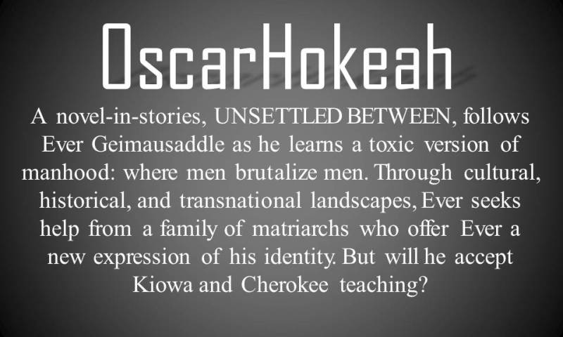 Promotional Flyer - Unsettled Between - New Blurb
