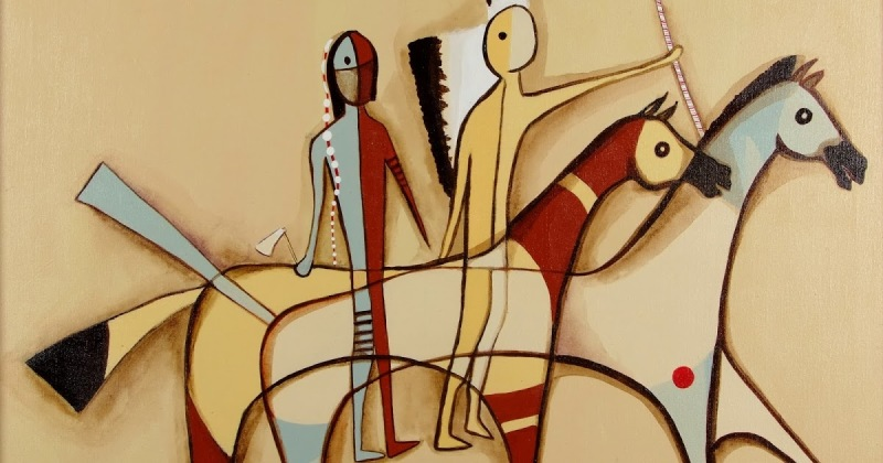 Kiowa Sharron Ahtone
